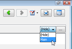 select main