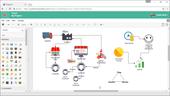 Online Business Concept Diagram Tool