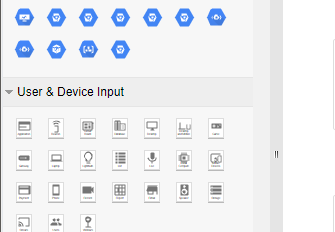Multiple GCP icons