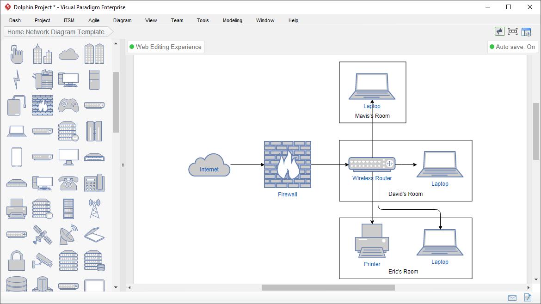 Network Diagram Software