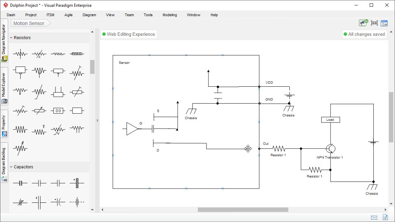 Wiring Diagram SoftwareVisual Paradigm