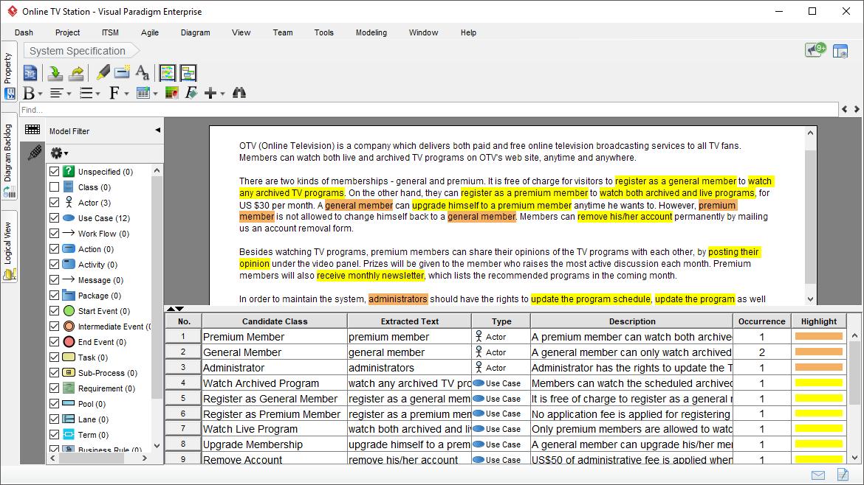Textual Analysis Tool