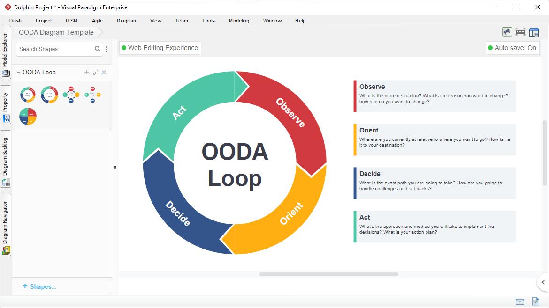 OODA Loop Tool