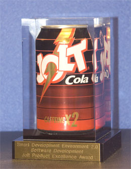 SDE - 15th Annual Jolt Product Excellence Award