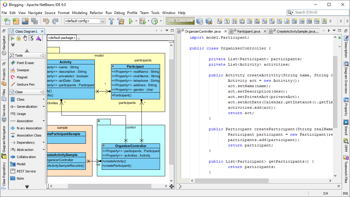 Best NetBeans UML Plug-in