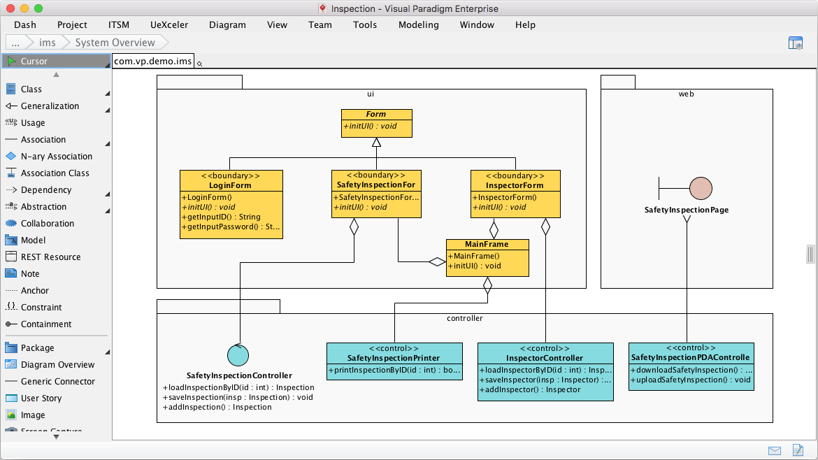 Professional Uml Tool For Mac
