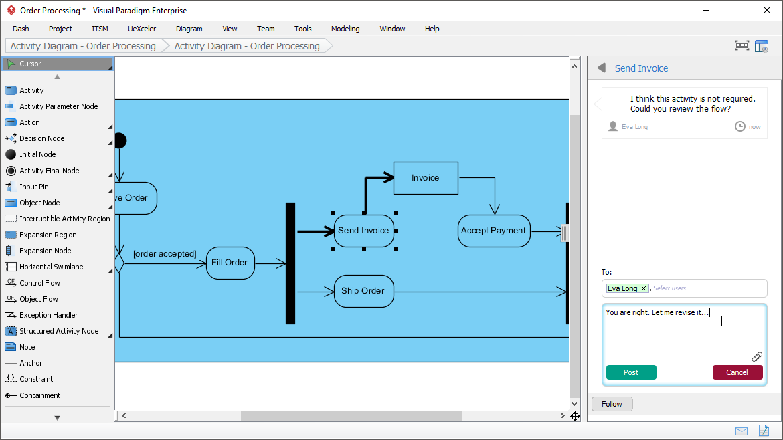 Communicate software design