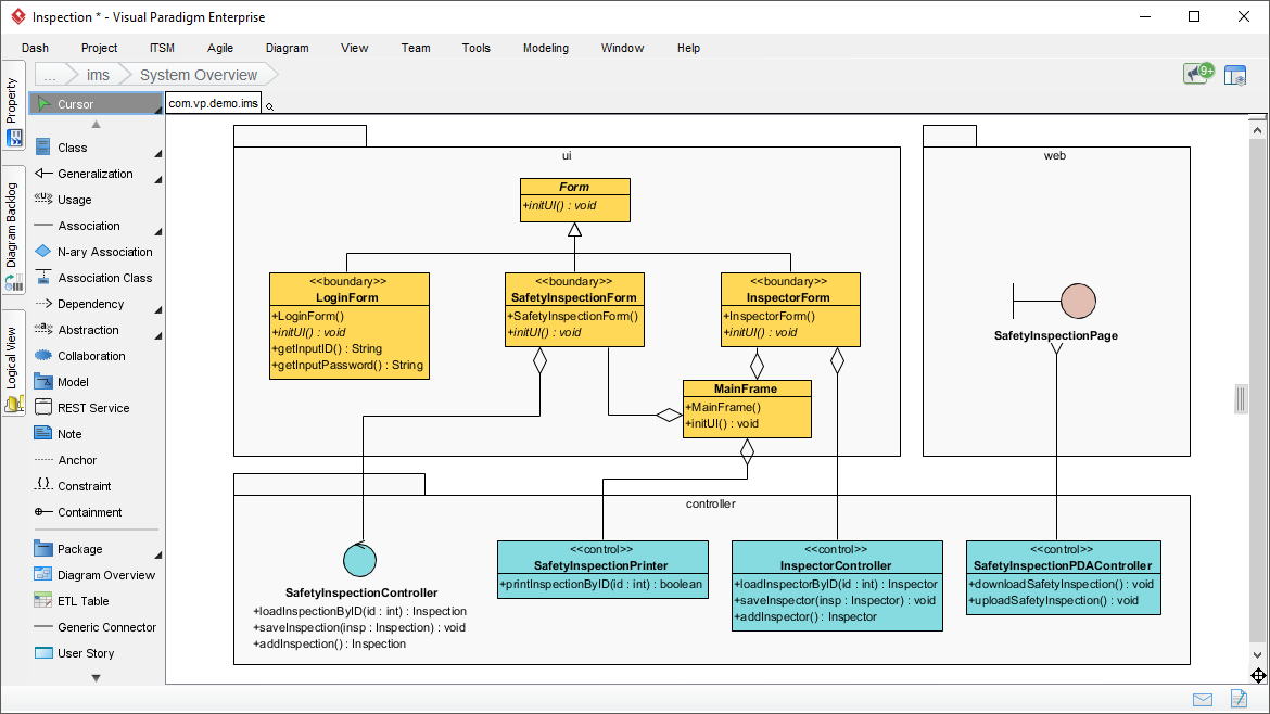 Visual Paradigm is a comprehensive UML Tools