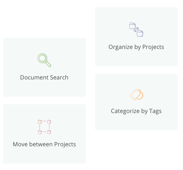Organize Your Documents