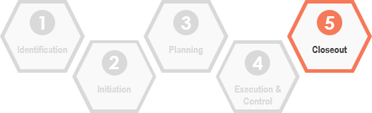 The Closeout Phase of the IT Project Management Lifecycle