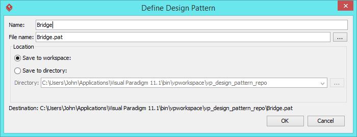 name design pattern