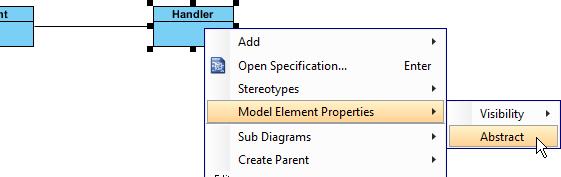 set handler abstract