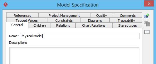 name model