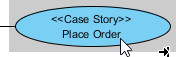 Mouse over use case