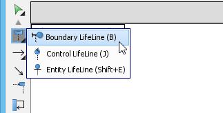 Select lifeline