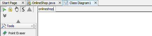 3 new class diagram