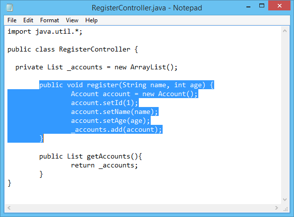 01 java source code