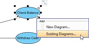 05 add existing diagram