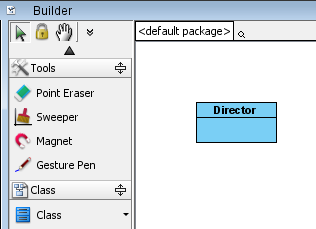 create director class