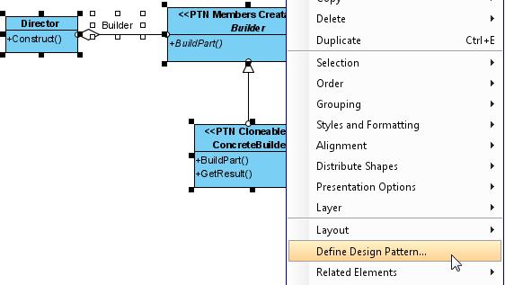 define design pattern