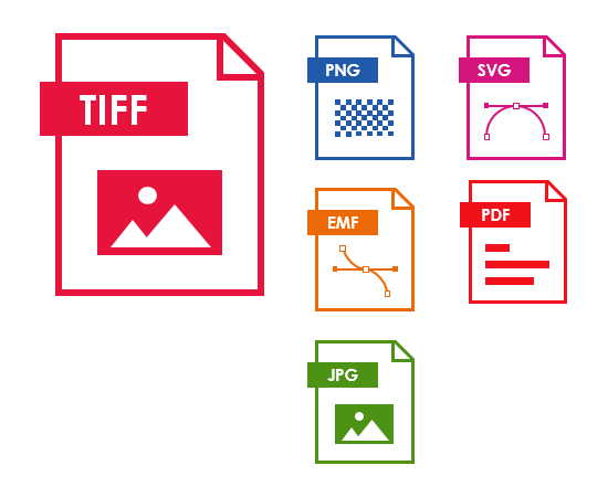 New image export: TIFF